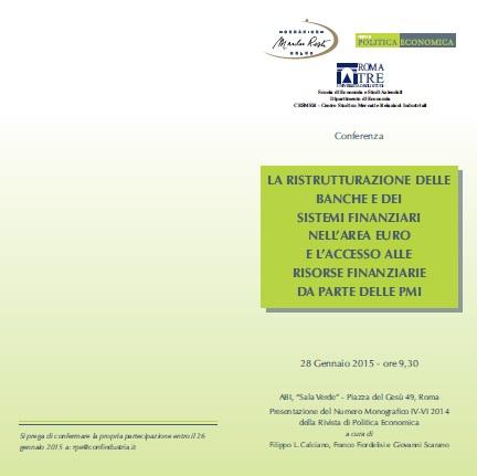 Conferenza ABI 28.01.15 cover programma