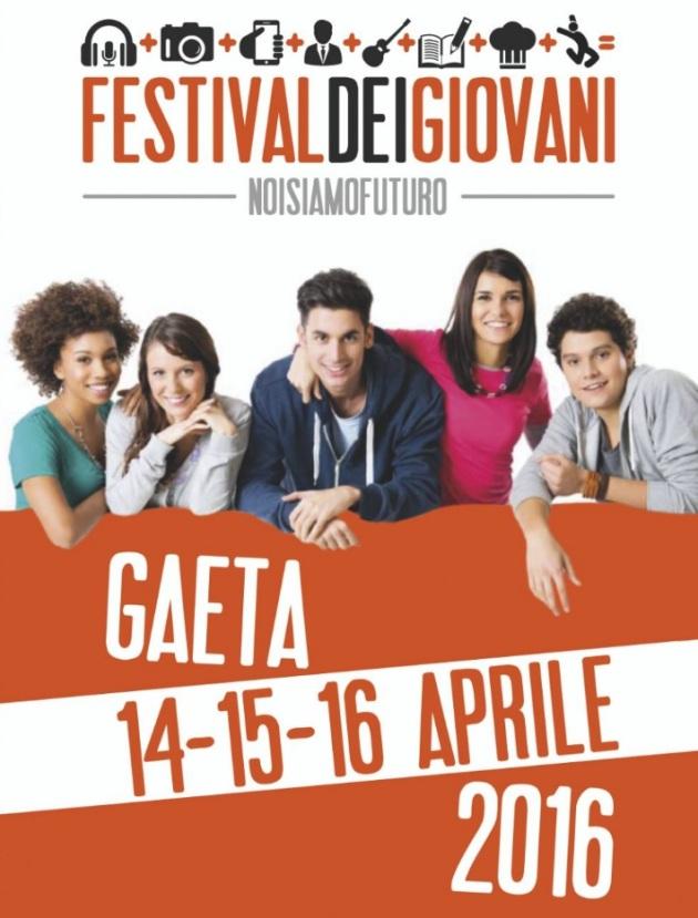 Festival dei Giovani 2016 cover