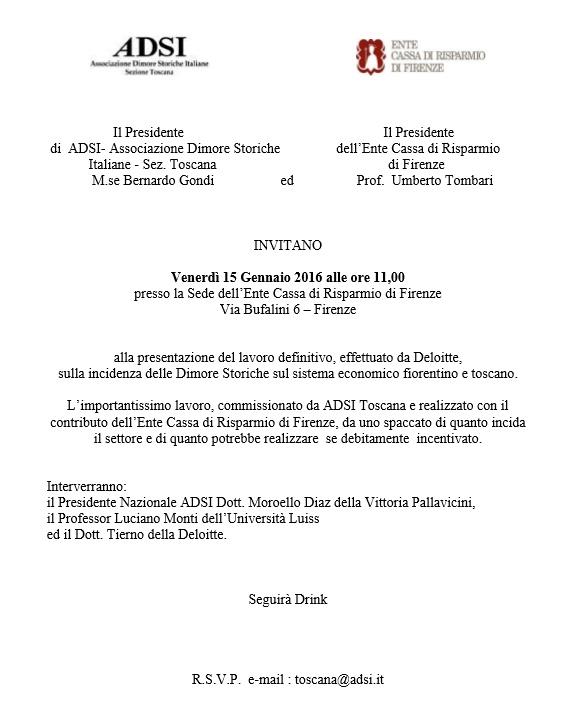 Invito_convegno_incidenza_Dimore_Storiche_sul_sistema_economico_toscano_-_Firenze_15.01.16