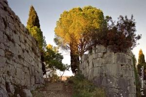Norma,Mura ciclopiche