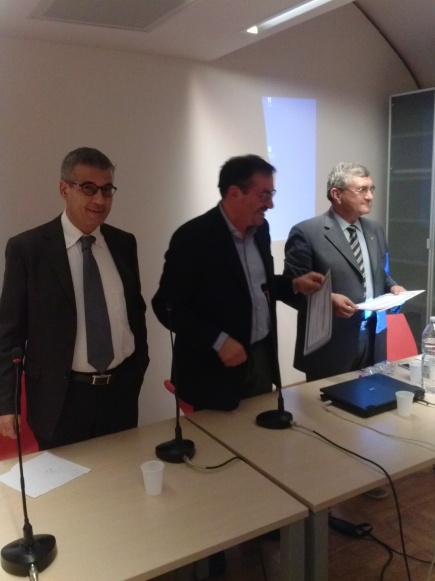 Chiusura corso ANCI Lazio 20.10.15