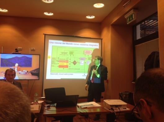 Enrico Giovannini assemblea costituente Alleanza sviluppo sostenibile