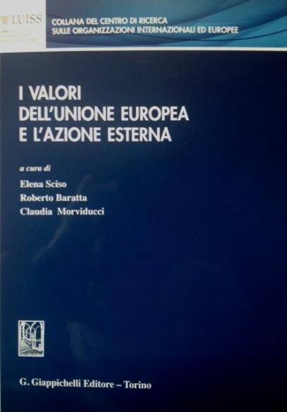 I valori dell'Unione Europea